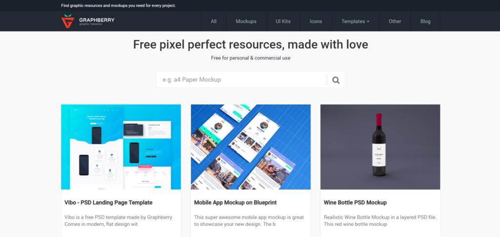 I dieci migliori siti web di risorse vettoriali gratuite per i tuoi progetti - graphberry